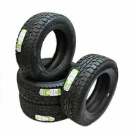 4x Allwetterreifen Off-Road 265/60R18 114T XL Nokian Rotiiva AT M+S 3PMSF DOT18