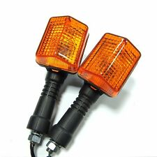 2x Rear Turn Signal Lights For Honda Nighthawk 250 CB250 CB 250 Indicator winker