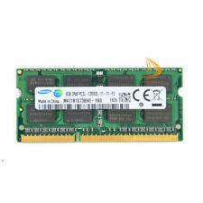 Samsung 8GB 2RX8 PC3L-12800S DDR3 1600MHZ 1.35V SODIMM RAM Laptop Memory