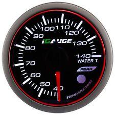 iGauge WRC HALO Premium 60mm Wassertemperatur Anzeige water temp gauge prosport
