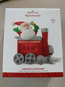 Christmas Countdown! - 2014 Hallmark Ornament