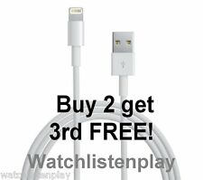 iPhone 6 / 6 PLUS 5 / 5S iOS 11  Compatible Data Sync Lead Wire Charging Cable