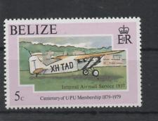 C194 Belize 396 postfris Vliegtuigen