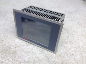 "Beckhoff CP6207-0001-0020 5.7"" HMI Touch Screen 24 DC CP620700010020 CB3053-0007"