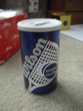 Vintage Unopened Can of 2 Wilson Tru Blue Racquetballs