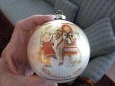 Vintage Schmid  1976 Collectors Christmas Orament  Inspired by Berta Hummel  box