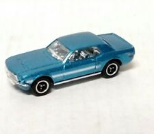 2010 Matchbox Loose 1968 Ford Mustang GT CS Metalflake Blue First Editions