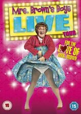 Mrs Brown's Boys Live Tour For the Love of Mrs Brown New DVD Region 4 Browns