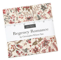 Moda Fabrics Charm Pack - Regency Romance by Christopher Wilson-Tate