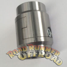 """1 3/4"""" OD (44.5mm x 2.6mm) Chrome moly Roll cage tube joiner camburg joints"""