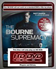 The Bourne Supremacy      [Movie - HD DVD]