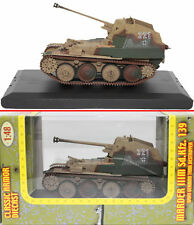 Toys 1:48 Scale SOLDIER German Tank Model  918A MARDER III SD.KFZ. 139 Type