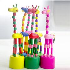 Baby Educational Kids Children Intellectual Development Wooden Toy Love Gift Li #4