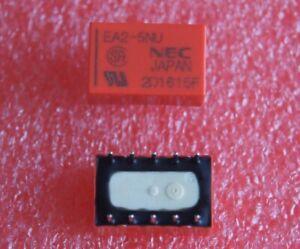 10pcs New EA2-5NU 5VDC EA2-5 NEC Signal Relay 10Pins