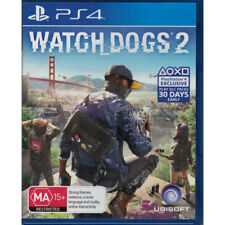 Watch Dogs 2, Playstation 4 Game, USED