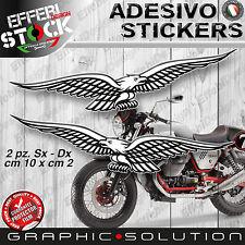 Stickers/Stickers Compatible Eagles Moto Guzzi Nevada Star V7 V9 Stelvio Norge