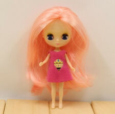 New Arrival! Mini Neo Blythe Doll Nude Doll from Factory Jsm02+Gift