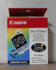 Original Canon bci-11 encre color pour BJC 50 70 80 bn700 0958a002aa neuf dans sa boîte a