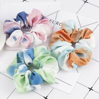 Fashion Elastic Scrunchies Ponytail Holder Hairband Women Girls Hair Rope Sale