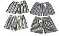 10x  bequeme Boxershorts Herren Boxer Shorts Unterhose 100% Baumwolle Größe L