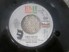 "Sheena Easton - Eternity / Eternity (Edited) Vinyl 7"" 45 - EMI America - 7PRO 79"