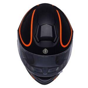 TORC T28B Motorcycle Helmet Built In Bluetooth Modular Flip Up XS - XXL DOT