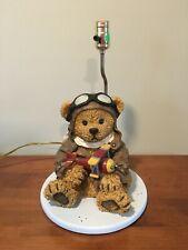 Pilot Bear Lamp