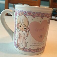 Precious Moments A True Friend For Life Coffee Cup