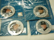 2004 New York Post Medallion Collection The Next Century Yankees COINS only