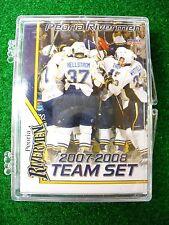 '07-08 AHL Peoria Rivermen Team Hockey Card Set St Louis Blues ECHL Alaska Aces