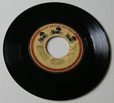George Harrison 1988 Dark Horse 45rpm When We Was Fab b/w Zig Zag  LP Version