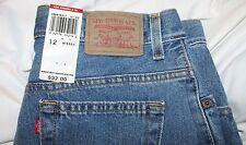 Women  Levi's Jeans Shorts classic fit 12  Misses