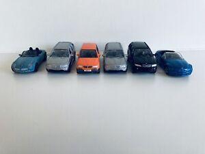 REALTOY - BMW X5 - Diecast Collectible - 1:64 Scale - Bundle Multiple Models