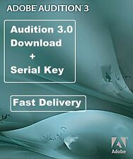 Adobe Auditon 3.0 , Audio Editing Software, Download Esd