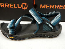 MERRELL WOMENS SANDALS ALL OUT BLAZE WEB SEA PINE SIZE 8