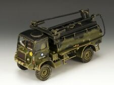 King & Country Soldiers RAF029 RAF Bedford QL Fuel Bowser Normandy Version 1/30