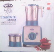 Ultra Stealth 750-Watt 2 Jar Mixer Grinder, 110 Volts