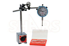 Shars 1 Indicator Magnetic Base Indicator Points 22pcs New S