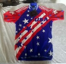 Cycling Jersey NWT NEW Descente USA Jersey Size M NOS