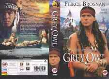 Grey Owl, Pierce Brosnan Video Promo Sample Sleeve/Cover #9697