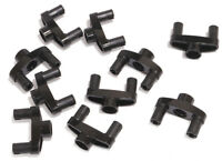 LEGO Technik - 10 x Y - Verbinder 2 x Pin / Pinloch schwarz / 15461 NEUWARE (L3)