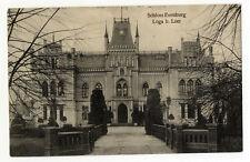 AK Leer Ostfriesland Schloss Evenburg Loga 1910