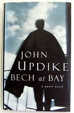 Bech at Bay John Updike Hardcover 1999 Dj Life fiction Literary world Adventure
