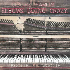 "Piano Boogie Woogie CD ""Elbows Going Crazy"" by Claire Hamlin"