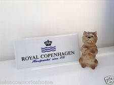 Royal Copenhagen Figurine - Dog - Cane - Cairn Terrier - Royal Copenhagen