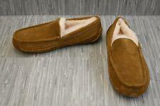 UGG Ascot (1101110) Slippers - Men's Size 9 - Chestnut