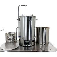 Robobrew / BrewZilla V3 Brewing System With Pump - 65L/17.1G (220V) FREE JACKET