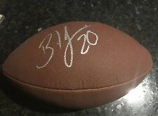 BRIAN DAWKINS SIGNED AUTOGRAPH Football Clemson Tigers / Eagles / Broncos