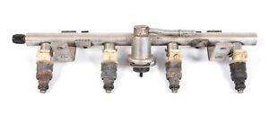 Mini Cooper, Cooper S R52 R53 02-08 Fuel Rail, Injectors and Pressure Reg (221)