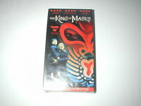 THE KING OF M*SKS PROMO SCREENER 2000 COLUMBIA NEW SEALED VHS RARE HTF OOP